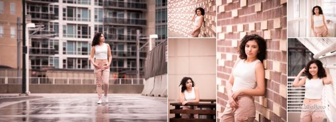 Sesion de fotos urbana